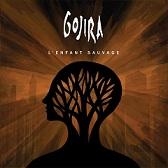 Gojira - L'Enfant Sauvage - cover