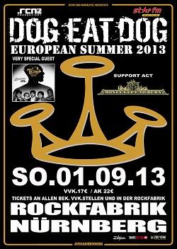 DED Summer 2013_Plakat_Flyer