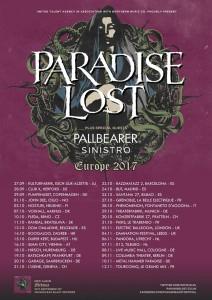 Paradise Lost Tour