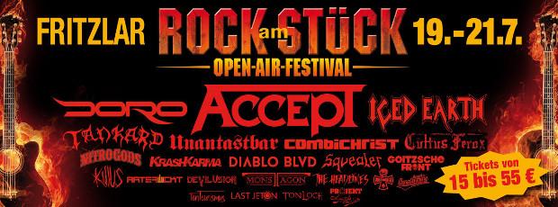 ROCK AM STÜCK 2018