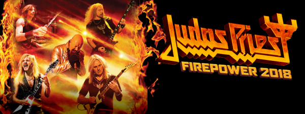 JUDAS PRIEST TOUR 2018