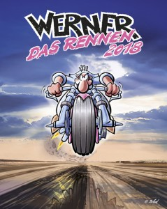 Werner – Das Rennen