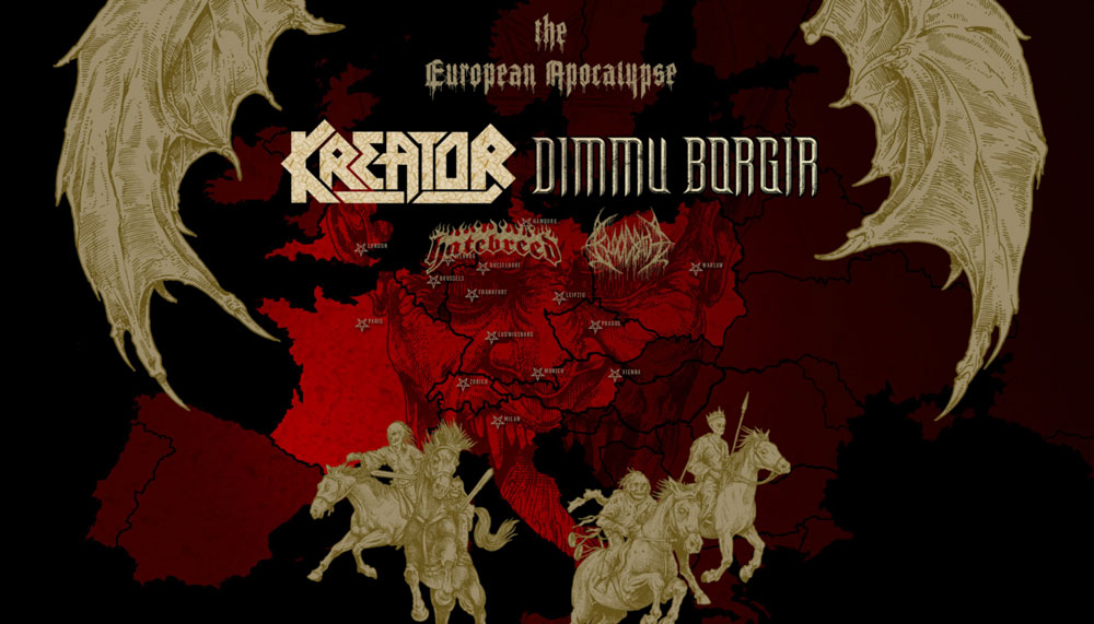European-Apocalypse-Tour