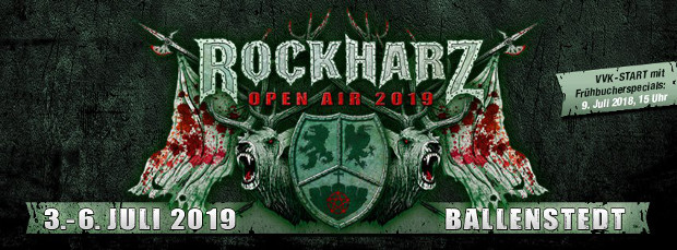 Rockharz Open Air 2019 (03.-06.07.2019)